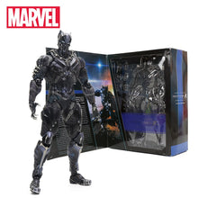 Load image into Gallery viewer, Black Panther Marvel Universe Variant Action Figures Collectible Model Toy