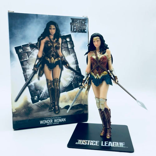 ARTFX - DC Justice League Wonder Woman Action Figures Model Toy Collection