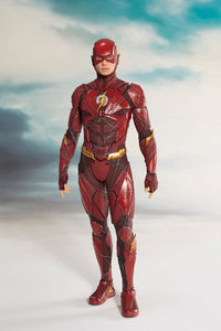ARTFX - DC Justice League Flash Action Figures Model Toy Collection