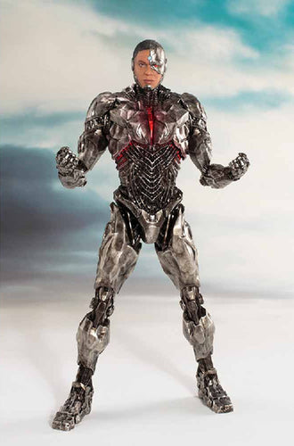ARTFX - DC Justice League Cyborg Action Figures Model Toy Collection