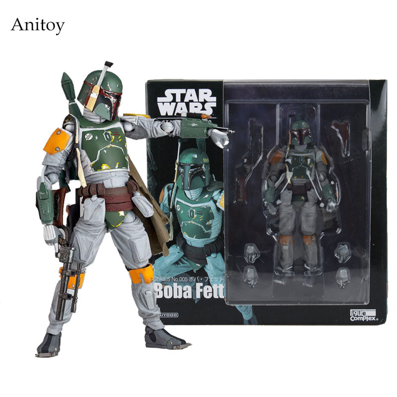 Star Wars REVO 005 Boba Fett Action Figures