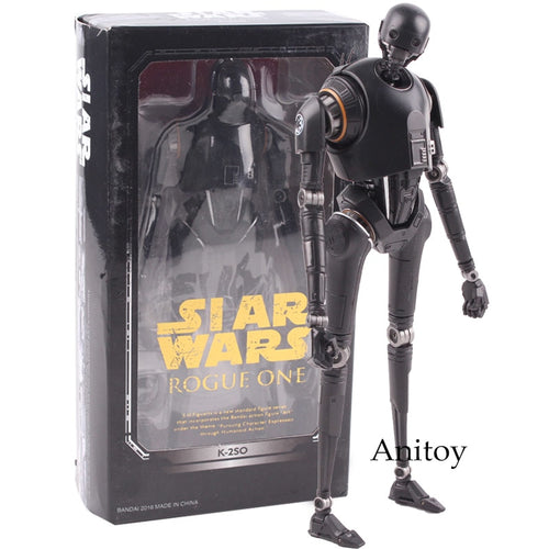 SHF S.H. SHFiguarts Star Wars Rogue One K-2SO Action Figures