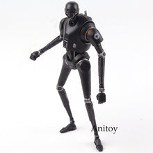 Load image into Gallery viewer, SHF SH SHFiguarts Star Wars Rogue One Toys K-2SO Action Figures Collectible Model Toy Black Series