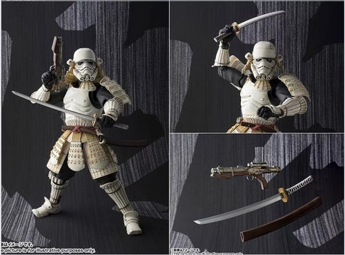 Star Wars Ashigaru Stormtrooper Action Figure Collectible Model Toy