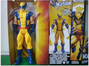 Marvel X-Men Wolverine Action Figures Model Kids Toys