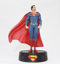 Load image into Gallery viewer, DC Justice League Superman Figure LED LIGHT SUPERMAN  Action Figures collectible toys