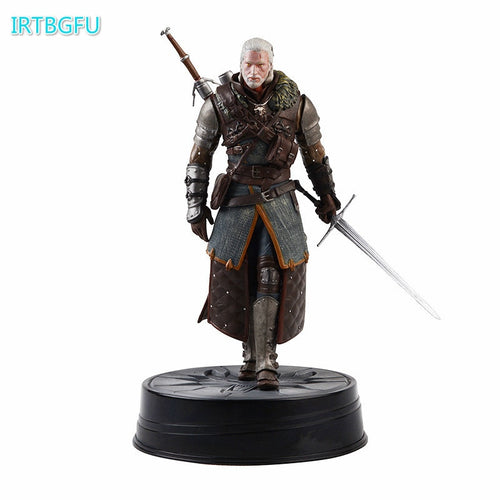 Dark Horse Deluxe The Witcher 3: Wild Hunt Geralt Grandmaster Ursine Witcher Action Figure