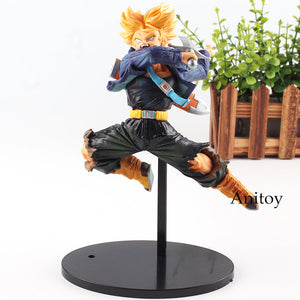 BWFC = Dragon Ball Z Trunks Action Figures Collectible Model toys