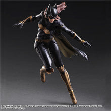 Load image into Gallery viewer, Play Arts KAI - BATGIRL Batman Arkham Knight Action Figures Colletibles Model Toys