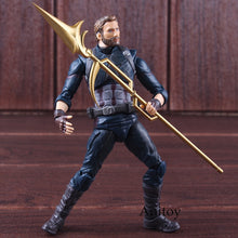 Load image into Gallery viewer, SHF SH Figuarts -  Marvel Avengers Infinity War Captain America Action Figures Collectible Model Toys