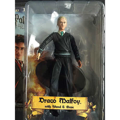 NECA Harry Potter Series 1 Draco Malfoy new in box HARD TO FIND Action Figures model toys