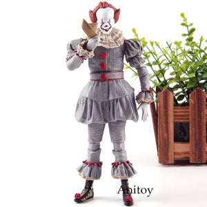NECA Stephen King's IT - Pennywise Figurine Horror Toys Action Figures Collection Model Toy