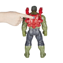 Load image into Gallery viewer, Avengers Infinity War Titan Hero Series Huilk Action Figures Model Kids Toys