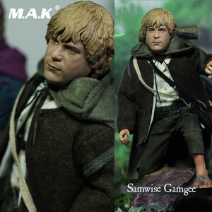 The Lord of the Rings Series Samwise Gamgee Action Figures