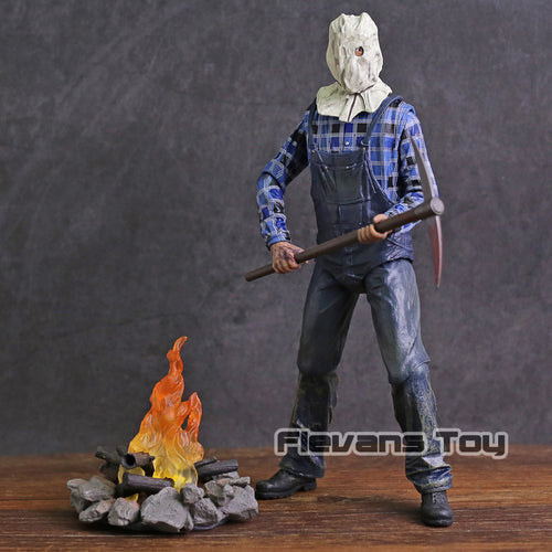 NECA Friday the 13th Part 2 Jason Voorhees Action Figure Collectible Model Toy