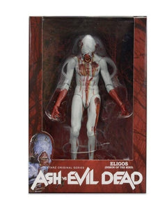 NECA Ash VS Evil Dead Figure Ash Willams and Eligos 2 OPTIONS Action figures collectible toys