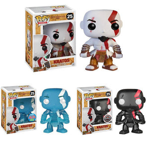 FUNKO POP God of War 3 Options Available