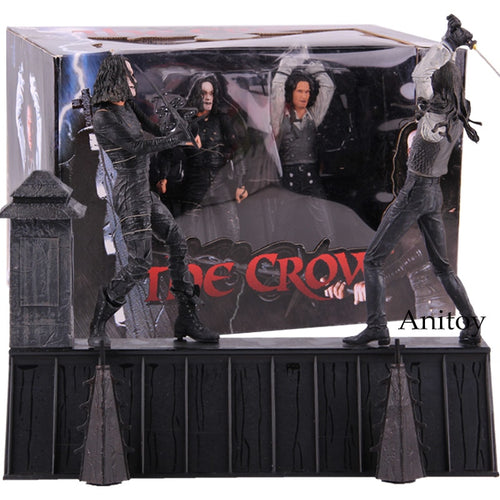 NECA - The Crow Action Figure Eric Draven Action Figures Model Toys