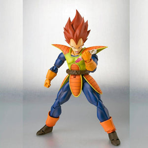 Bandai SHF SH Figuarts -  Dragon Ball Z Vegeta Action Figures Collectible Kids Toys
