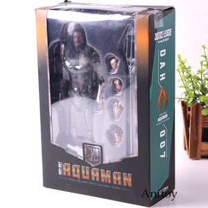 Beast Kingdom - DC Justice League Aquaman Action Figures Collectible Model Toys