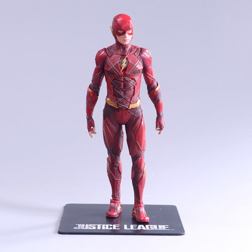 DC Justice League The Flash Action Figures Model Toys