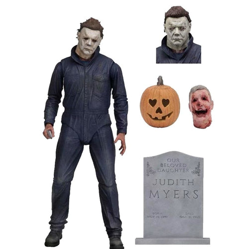 NECA - Halloween Ultimate Michael Myers Action Figures Collectible Model Toys