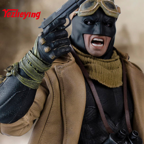 1/6 Scale Batman Bust Nightmare Edition HOT!  Amazing design.