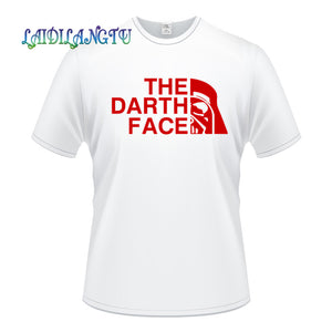 The Darth Face T shirts for Men