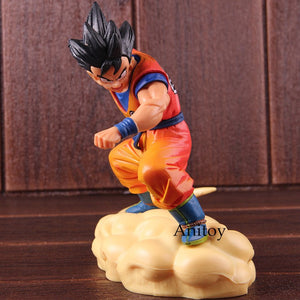 Dragon Ball Z Goku Figure Cloud Somersault Son Action Figures Collectible Model Toy