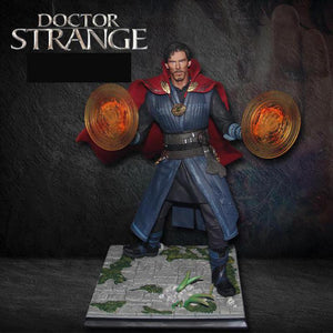 Marvel Doctor Strange Action Figures Avengers Infinity War Model Toys