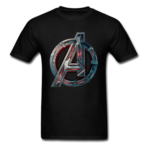 Avengers Logo T Shirts for Men