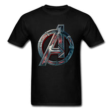 Load image into Gallery viewer, Avengers Logo T Shirts for Men
