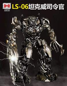 Black Mamba LS06 Transformers MP36 Movie SS13