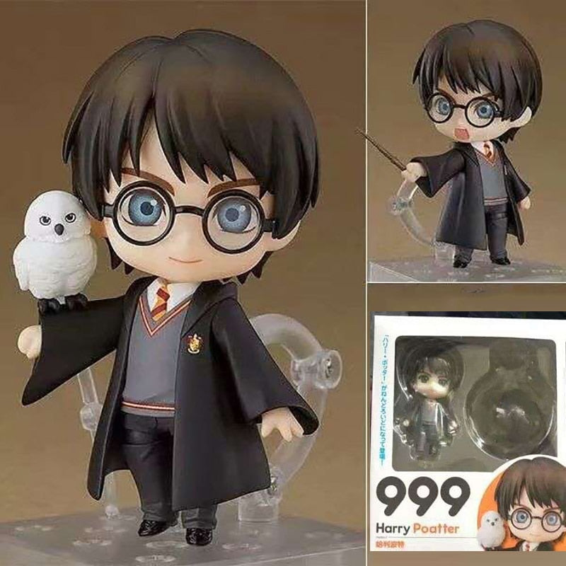 Harry Potter Figure Nendoroid 999 Action Figures Model Toys
