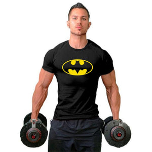 Batman T Shirts For Men Multiple Colors