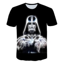 Load image into Gallery viewer, Yoda - Darth Vader - Storm Trooper Star Wars T Shirts for Men