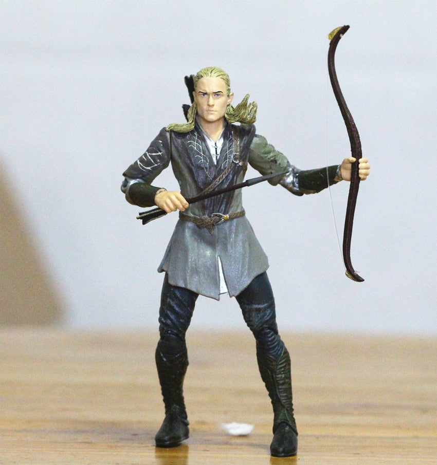 Lord of The Rings - Legolas with Arrow Action Figures