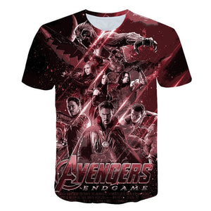 NEW - Avengers Endgame T Shirts For Men