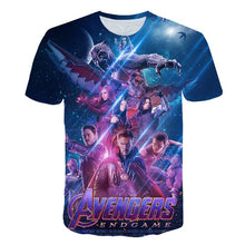 Load image into Gallery viewer, NEW - Avengers Endgame T Shirts For Men