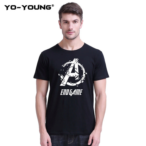 NEW - AVENGERS END GAME T Shirts For Men