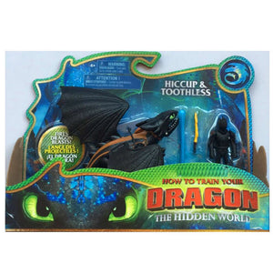 How to Train Your Dragon - The Hidden World with 3 Different Choices!!!
