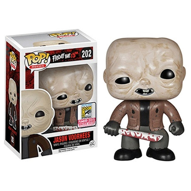 Funko POP Friday the 13th Jason Voorhees 202