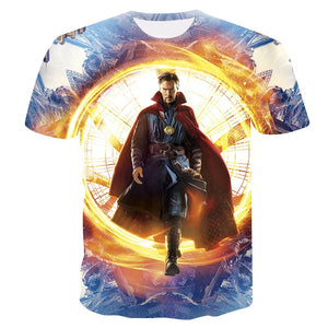 Avengers and Aquaman T Shirts for Men