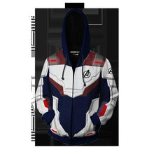 Load image into Gallery viewer, NEW - Marvel The Avengers 4 Endgame Quantum Realm Hoodies