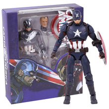 Load image into Gallery viewer, SHFiguarts Marvel Avengers Captain America Action Figure