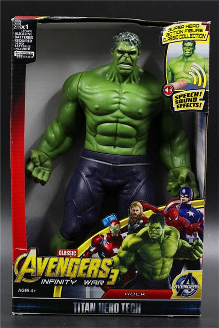 Marvel Avengers Titan Hero Tech The Hulk