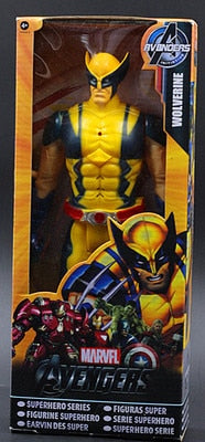 Marvel Avengers Wolverine Action Figure