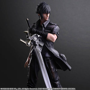 PLAY ARTS 27cm Final Fantasy XV Noctis Lucis Caelum Action Figure