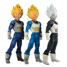 Load image into Gallery viewer, Dragon Ball Z Vegeta Cartoon Color Version Black White Action Figures
