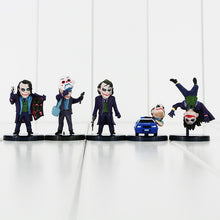Load image into Gallery viewer, 5pcs/lot The Joker Batman and The Dark Knight Action Figure